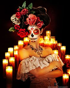 Photograph day of the dead by Brian Kaldorf on 500px