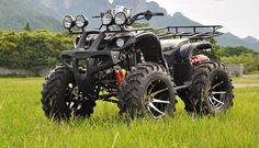 "250cc #ATV Four #Wheelers 14"" Tires with #Reverse"