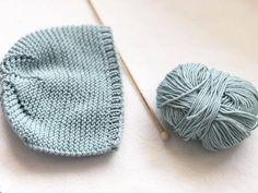 Capota primera postura verde::miloti y punto Knitted Baby Clothes, Baby Hats Knitting, Knitting For Kids, Baby Knitting Patterns, Knitting Designs, Knitted Hats, Crochet Mask, Knit Crochet, Brei Baby