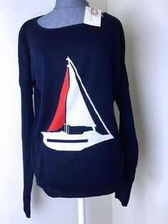 THML Tiller sweater...I live by the lake, so I need this sweater!! #stitchfix