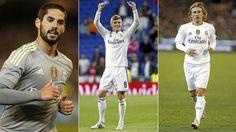 ما هو افضل ثلاثى ارتكاز لخط وسط ريال مدريد