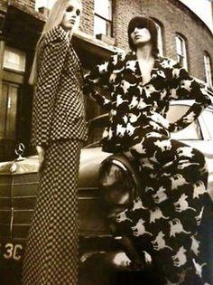 Biba fashions, 1970s.