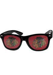 Chicago Blackhawks Gameday Wayfarers Womens Sunglasses