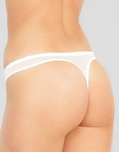 Gossard, Superboost Lace Thong at figleaves.com