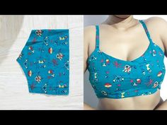 Sewing Bras, Sewing Clothes, Kids Blouse Designs, Bra Pattern, Baby Clothes Patterns, How To Make Clothes, Blazer Fashion, Diy Dress, Clothes For Women