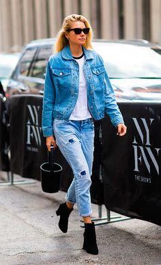 90 melhores imagens de Jeans   t-shirt em 2019  8f340aa0575