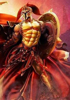 Ares Greek Mythology