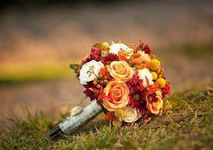 30 Amazing Fall Wedding Bouquet Ideas