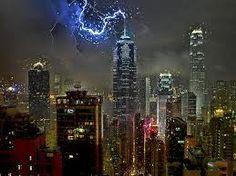 """Lightning"" by Peter Lik"