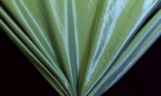 Sage Sea Green Taffeta