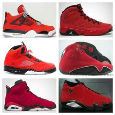 It's the shoes