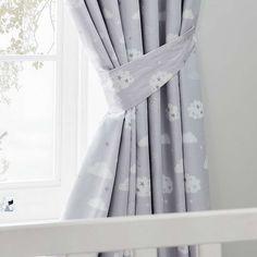 Sweet Dreams Blackout Pencil Pleat Curtains   Dunelm