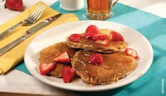 Oatmeal Pancakes   The Barn Inn (Millersburg, Ohio) shares the recipe for this guest favorite.   #Recipes   OhioMagazine.com