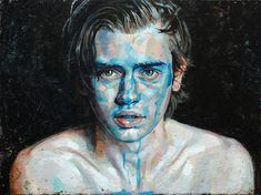 Study for the Blue Basin II (face) Daniel Barkley