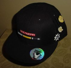 80c3aa50ba7 Rare New Rocawear Jay Z Fitted 8 Headwear Hat Cap Authentic Approved  Vintage NWT  Rocawear · Nba HatsHip HopJayHiphop
