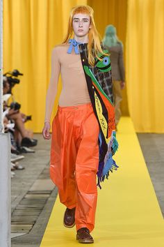 When Ziggy Met Pablo: Walter Van Beirendonck Spring 2018   Hint Fashion Magazine