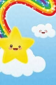 Αποτέλεσμα εικόνας για free rainbows scrapbooking paper