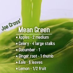 This is the world's most famous juice recipe, thanks to the inspirational Joe Cross! | Juice Fast Recipes, Joe Cross Juice Recipes, Easy Recipes, Smoothie Recipes, Smoothie Cleanse, Juicer Recipes, Juice Smoothie, Cancer Fighting Recipes, Juice Fasting