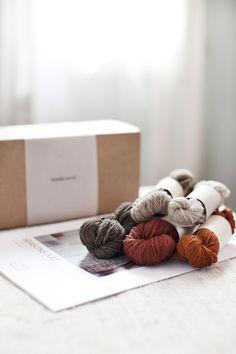 Brooklyn Tweed - Seasons Kit... someday I'll have me some of this yarn.