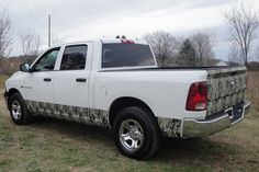 M-59 Dodge Ram Truck camo graphics by Steel Skinz Graphics.  www.steelskinz.com