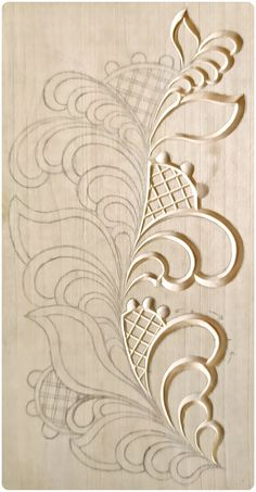 Wood Carving Designs, Wood Carving Art, Wood Art, Whittling Projects, Wood Bed Design, Chip Carving, Beginner Painting, Wooden Crafts, Abstract Wall Art