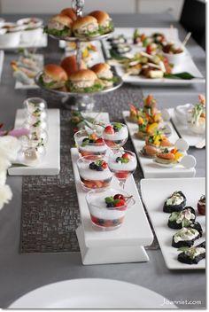 Webzine > Cooking class > 케이터링 전문가반 2기 1회 : 핑거 푸드