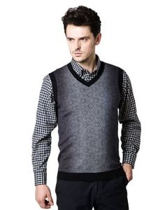 Men's Business Casual Sweater Vest | Cardigans For Men | Pinterest ...