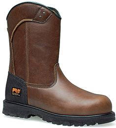online retailer c0cad 20e19 Timberland PRO Wellington Boomtown Work Boot Style Men Boots TB089665214