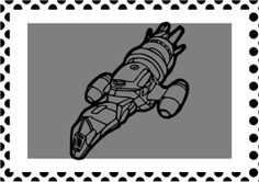 FIREFLY  Serenity Ship Decal  The Verse Ship by StickItStickers, $6.00  https://www.etsy.com/shop/StickitStickers