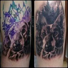 #Coveruptattoo Cover Up Tattoos, Animals, Tattoos Cover Up, Animales, Animaux, Animal, Animais, Covering Tattoos