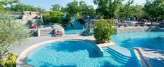 Camping Le Ranc Davaine Leisure Pools, France, Rhone, Places To Visit, Outdoor Decor, Alps, The Great Outdoors, French