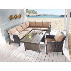LOUNGEGARNITUR - Loungemöbel - Gartenmöbel - Produkte