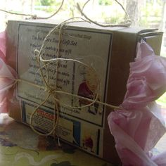 Gift 12 soaps handmade for the #holidays!