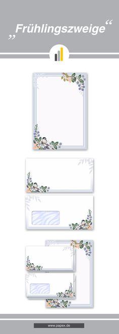 Briefpapier / Motivpapier FRÜHLINGSZWEIGE - Sagen Sie es »durch die Blume« mit unseren variantenreichen Blütenmotiven oder Designs aus vielen anderen Themenbereichen, um einem persönlichen Schreiben den richtigen Rahmen zu verleihen. Das Verwenden Sie unsere Produkte als Werbewirksame Zielgruppenmailings, Weihnachtsgrüße, für Angebote, als Saison-Briefpapier, für Einladungen, Glückwünsche, Speisekarteneinlagen, Aktionsprogramme, Feste, als Aushang im Schaufenster und für weitere tausend…