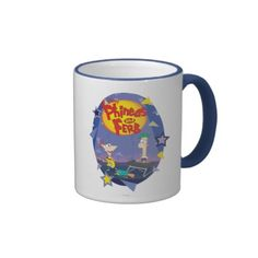 Phineas and Ferb 1 Mugs