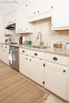 5 Möglichkeiten, Diesen Look Zu Bekommen: Cottage Kitchen #bekommen  #cottage #diesen