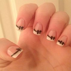 Nice, sample nails for a nice casual outfits