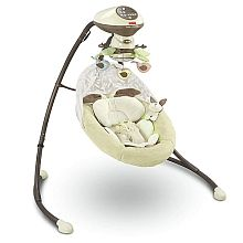 Christmas Giveaway: Enter to Win a My Little Snugabunny Swing from Fisher-Price ($219 Value!) | Ottawa Valley Moms :: Ottawa Moms, Arnprior Moms & Renfrew Moms on Parenting, Life, Love and Staying Connected