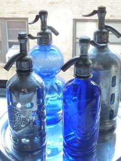 (+*) Vintage Soda Bottles 3