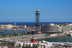 teleféric Aeri del Port - Barcelona