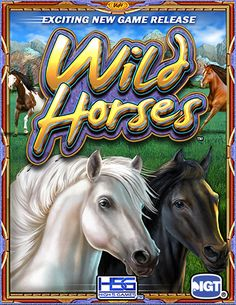 Wild Horses - Slot Game by H5G