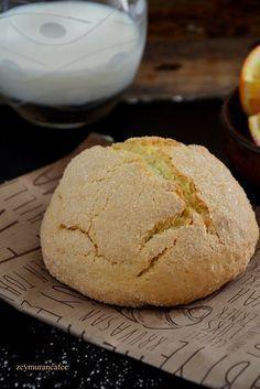 portakallı kurabiye oncuklu dönence tarifi