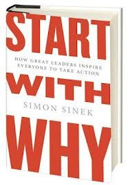 Start With Why. #Simon Sinek #greatrock #greatread #success #inspiration