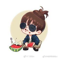 Concert Fashion, Hanyu Yuzuru, The Martian, Anime Chibi, Chen, My Idol, Minnie Mouse, Disney Characters, Fictional Characters