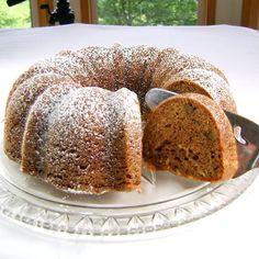 One Perfect Bite: Apple and Walnut Bundt Cake