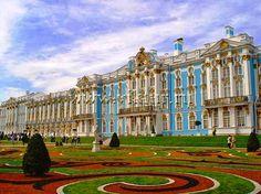 """Residence """"Tsárskoye Seló"""". St. Petersburg."""
