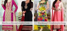 Bridal Galleria Stylish Salwar Kameez Suit Party Wear Dresses 2015 for Indian women and girls. Pinterest Facebook Images of Chudidar Salwar Suit.