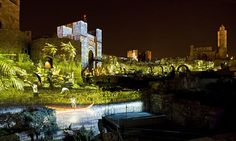 ❤️ Tower of David Night Spectacula  For those who prefer to explore on their own, an audio guide is available to explain the significance of what you'll see at 35 different stations throughout the museum. The Tower of David Museum website offers visitors the option to download the audio guide in advance, so you can access it on your own smartphone or mp3 player.