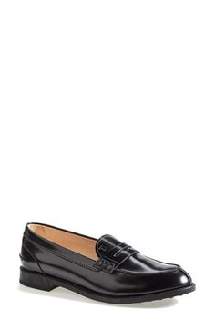 Tod's 'Classic' Leather Loafer (Women) available at #Nordstrom