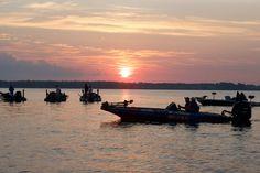 Test your skills in a Bass Fishing Tournament on Lake Champlain. www.goadirondack.com